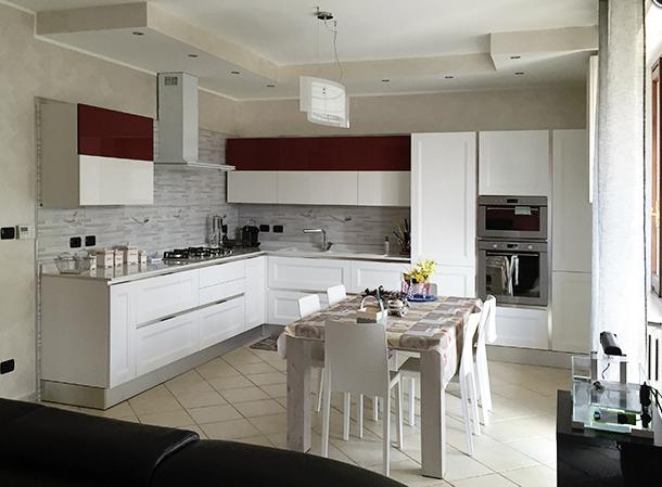 1 michela veneta cucine l 39 agencement et la r novation for Agencement cuisine yverdon