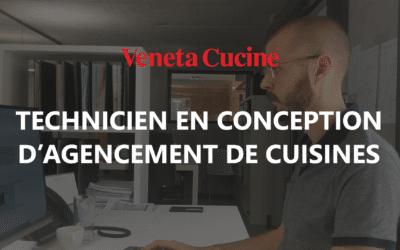 GM Cuisines SA recherche un(e): Technicien en conception d'agencement de cuisines (H/F) 100%