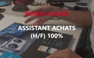 GM Cuisines SA recherche un: Assistant achats (H/F) 100%!
