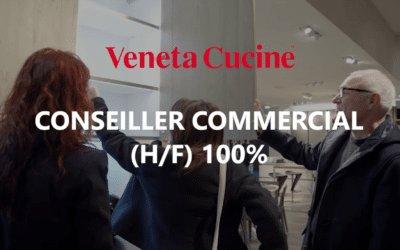 GM CUISINES SA RECHERCHE UN: CONSEILLER COMMERCIAL CUISINES ET AGENCEMENTS  (H/F) 100 %!